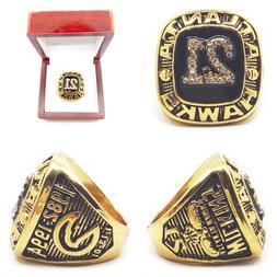 1982 1994 atlanta hawks championship ring 21