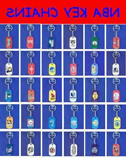2 new officially licensed basketball metal key