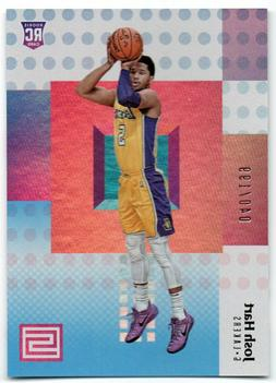 2017-18 Panini Status Blue Parallel /199 Pick Any Complete Y