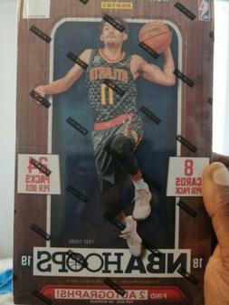 2018 2019 panini nba hoops hobby box