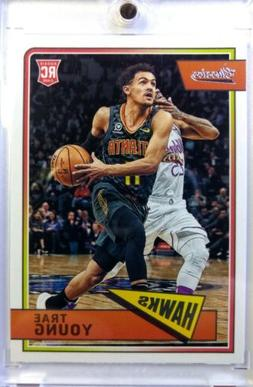 2019 18-19 Panini Chronicles Classics Trae Young Rookie RC #