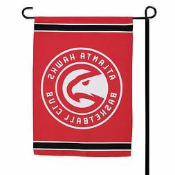 "Atlanta Hawks WinCraft 12"" x 18"" Double-Sided Garden Flag"