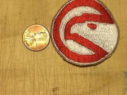 "Atlanta Hawks 2"" Patch 2014-Present Alternate Logo Basketbal"