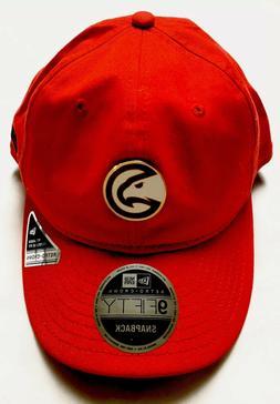 atlanta hawks 9fifty snapback baseball cap hat
