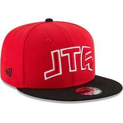 Atlanta Hawks ATL New Era 9FIFTY NBA Adjustable Snapback Hat
