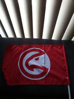 Atlanta Hawks Auto/Car Flag Souvenir