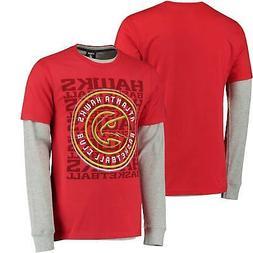 Atlanta Hawks UNK Core T-Shirt Combo Pack - Red