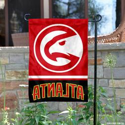 Atlanta Hawks Garden Flag and Yard Banner