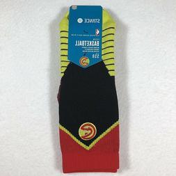 Atlanta Hawks Stance NBA Crew Socks Casual Arena Core Men's