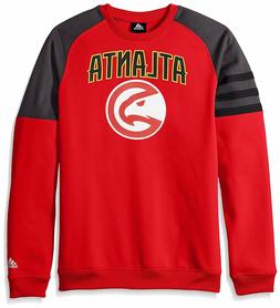 Atlanta Hawks Adidas NBA Youth Boys Tech Fleece Long Sleeve,