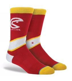 STANCE Atlanta Hawks Socks NBA Basketball Men's XL