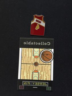 Atlanta Hawks Spud Webb lapel pin-Classic Retro Collectable/