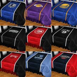 NBA BASKETBALL COMFORTER SET - Comforter Pillow Cover Team L