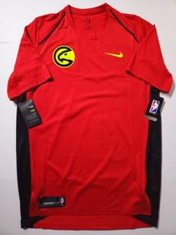 dry nba atlanta hawks practice jersey shirt