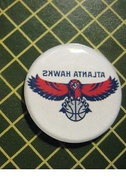 GOLF / Atlanta Hawks Logo Golf Ball Marker New!!