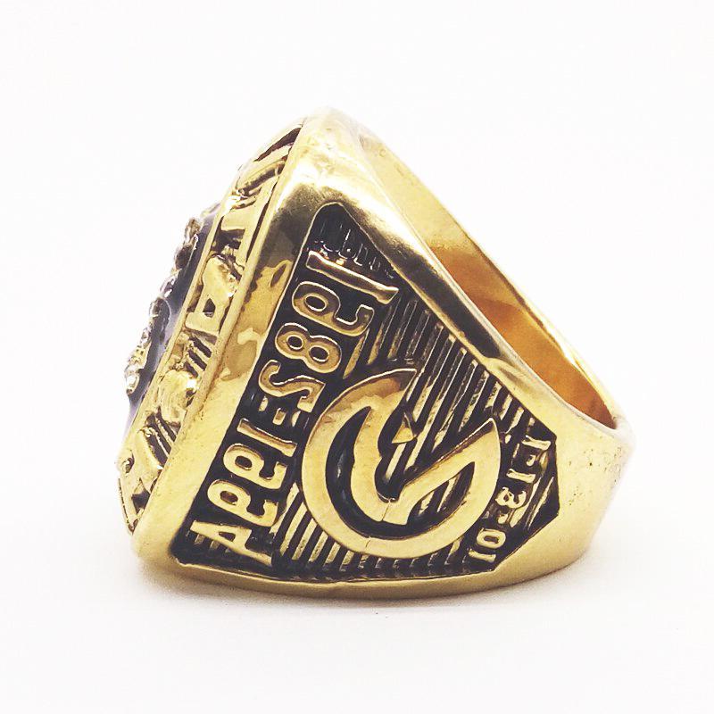 1982-1994 Atlanta Ring #21 of Fame