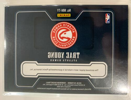 2018-19 RC Trae Young Rookie Atlanta Hawks
