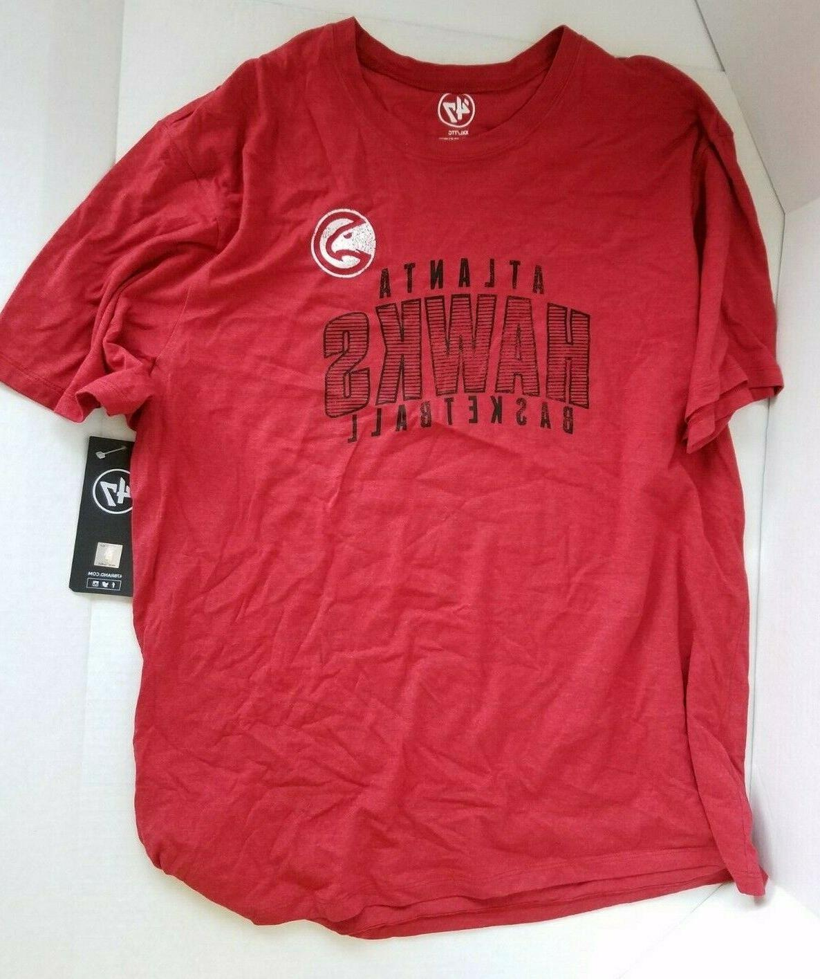 47 men s atlanta hawks basketball shirt