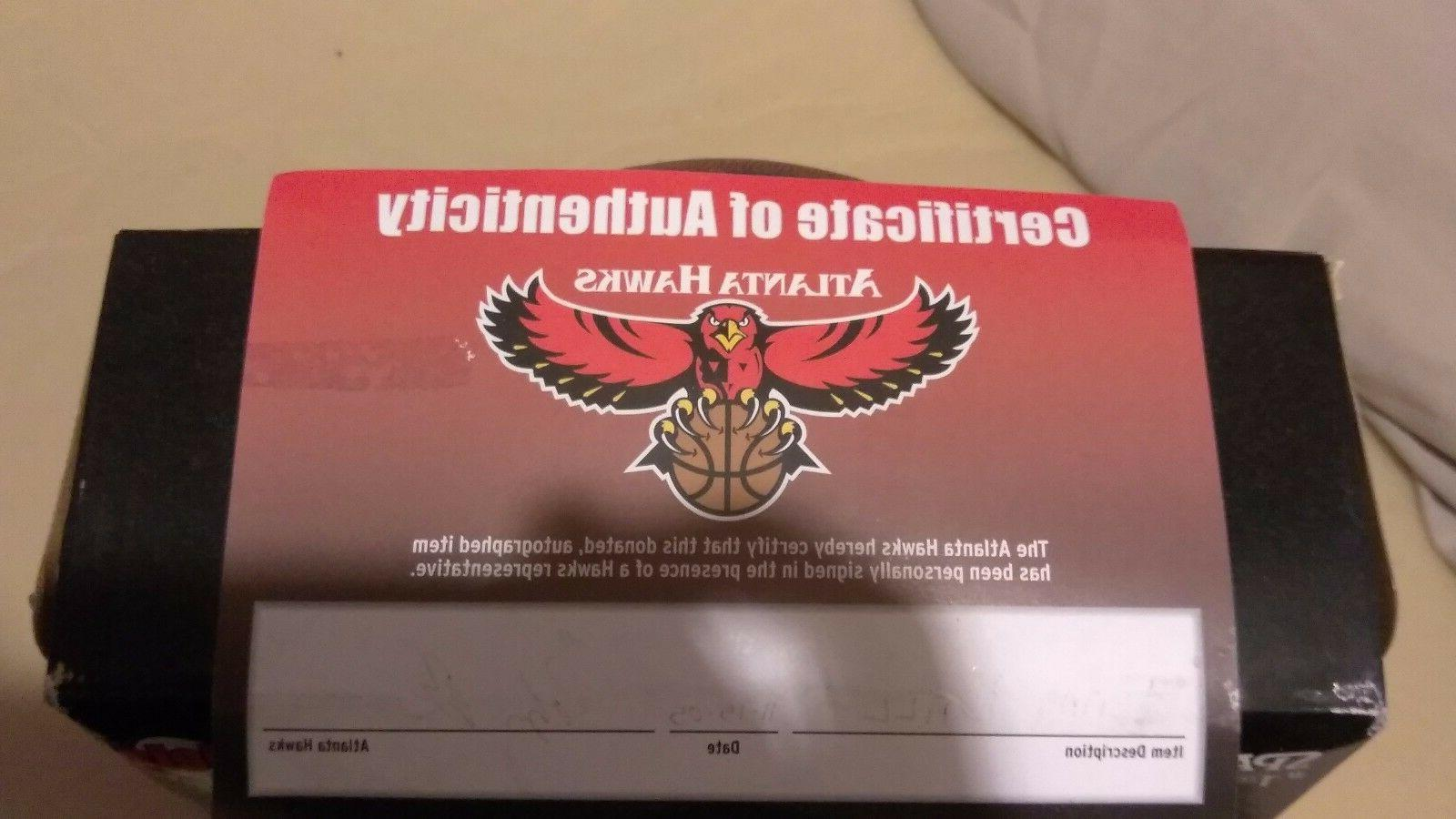atlanta signed with