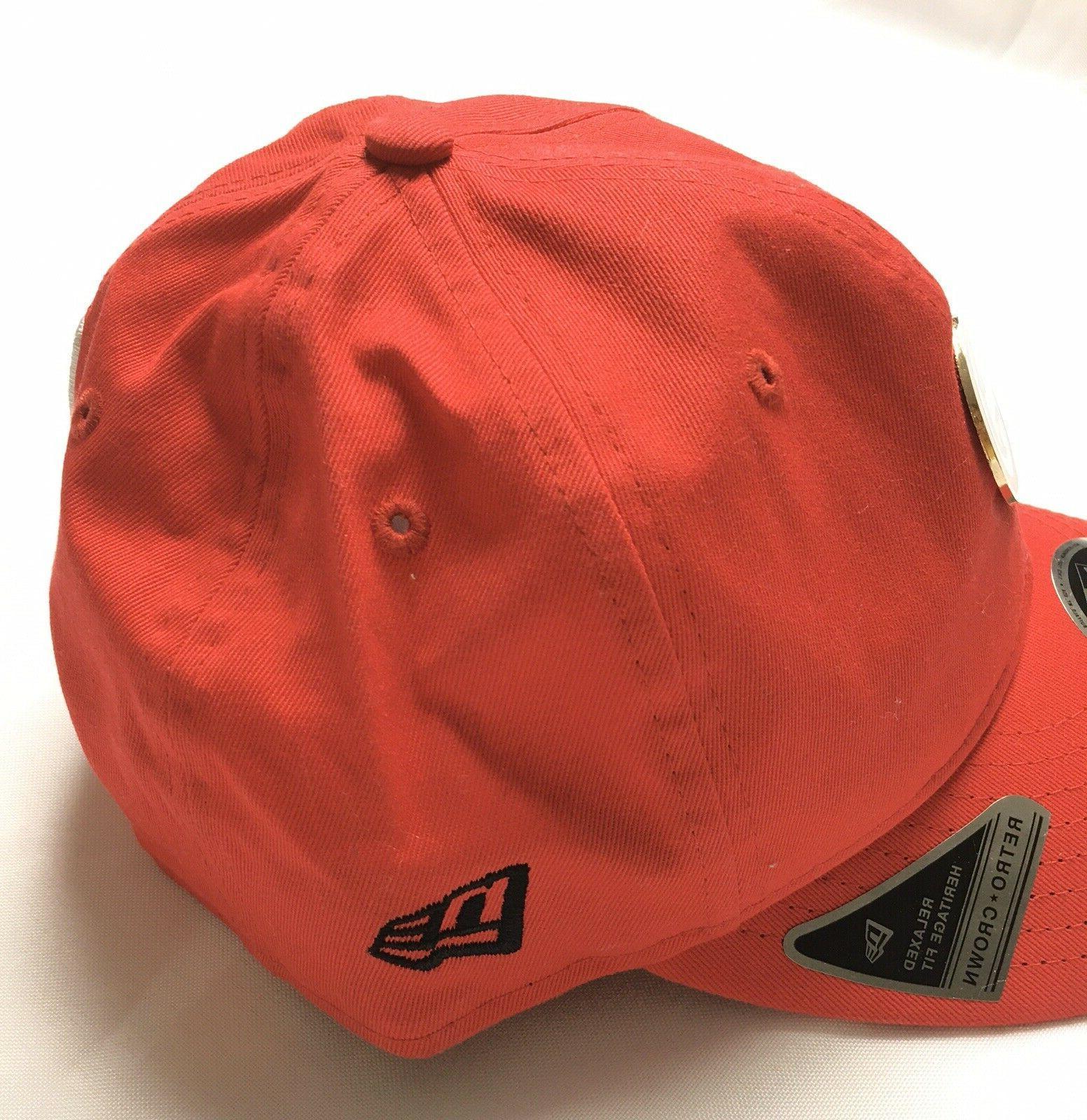 Atlanta Hawks 9Fifty Snapback Baseball Hat NWT