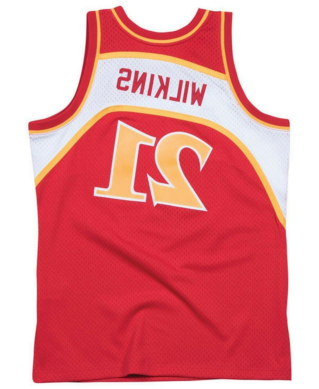 Atlanta #21 Mitchell & 1986-87 NBA