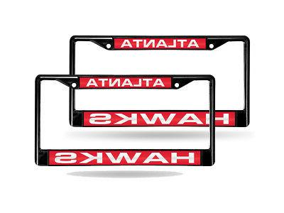 atlanta hawks nba black metal 2 laser