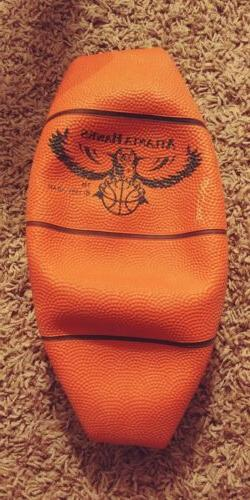 ATLANTA HAWKS - NBA SOUVENIR BASKETBALL - NEW / NEVER INFLAT
