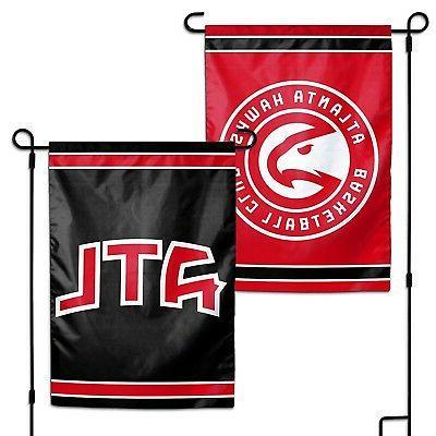 atlanta hawks wc garden flag premium 2