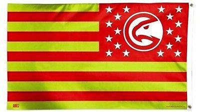 atlanta hawks wc stripes americana premium 3x5