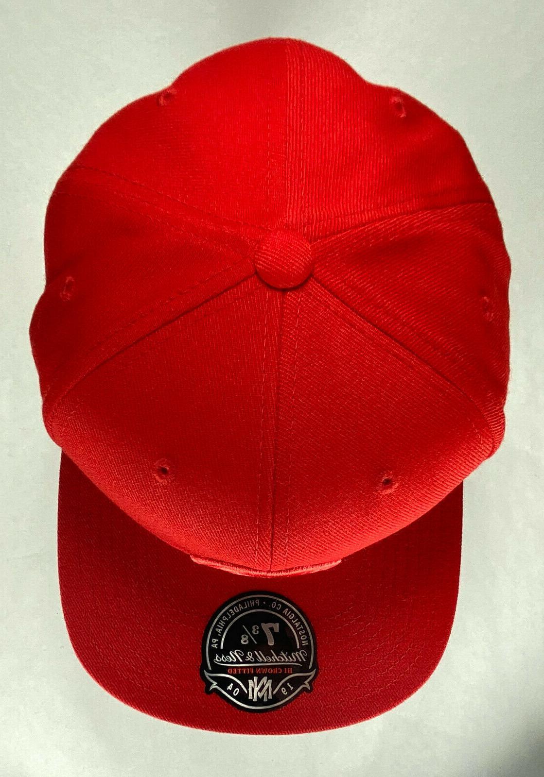 Mitchell and Ness Crown Hat, New