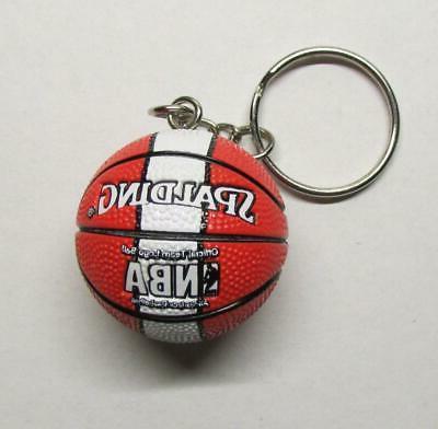 NBA Basketball Spalding Ring