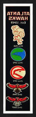NBA Favorite Sports Teams Basketball Memorabilia Framed Heri