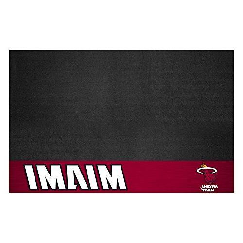 NBA Grill Doormat, Heat