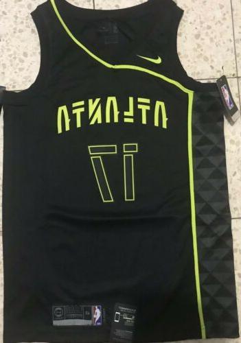 nba nike atlanta hawks basketball shirt jersey