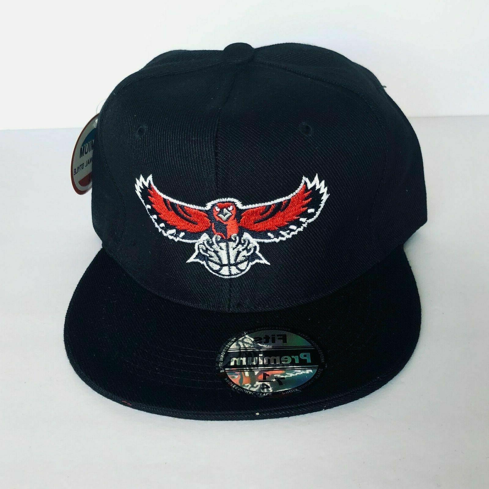 new mens atlanta hawks baseball cap fitted