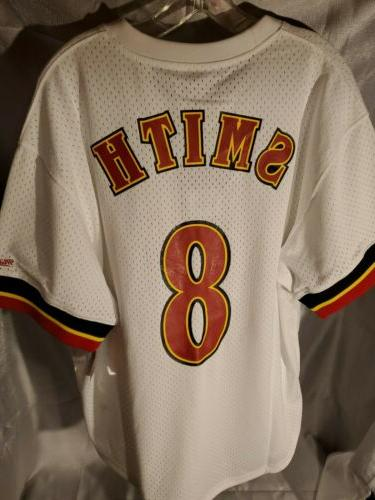 Steve Atlanta Men's White ShirtXL HARD TO COLORWAY