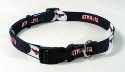 Hunter Manufacturing Atlanta Hawks Dog Collar