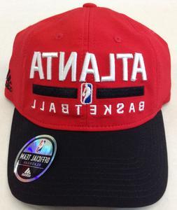 NBA Atlanta Hawks Adidas Buckle Back Cap Hat Beanie Style #E