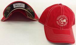 NBA Atlanta Hawks Adidas Camo Under Brim Buckle Back Cap Hat