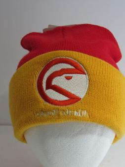 NBA Atlanta Hawks Deadstock Toque Beanie Cap Hat by Logo 7 N