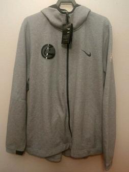 Nike NBA Atlanta Hawks Dry Showtime Hoodie Sweater Jacket Si