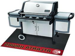 nba atlanta hawks grill mat 26 x42