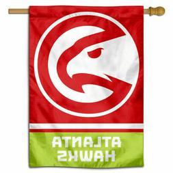 NBA Atlanta Hawks House Flag and Banner
