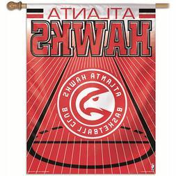 nba atlanta hawks house flag