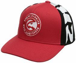 NBA Atlanta Hawks Men's City Name Meshback Flex Fit Hat Cap