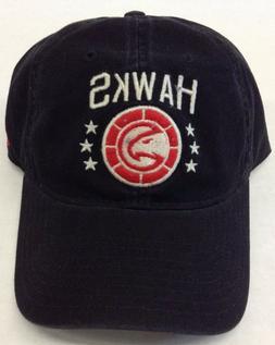 NBA Atlanta Hawks Adidas Retro Buckle Back Cap Hat Beanie St