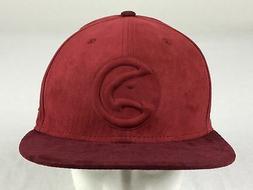 NEW New Era Atlanta Hawks - Red Adjustable Hat