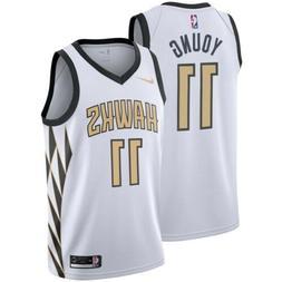 Trae Young Atlanta Hawks Nike City Jersey #11